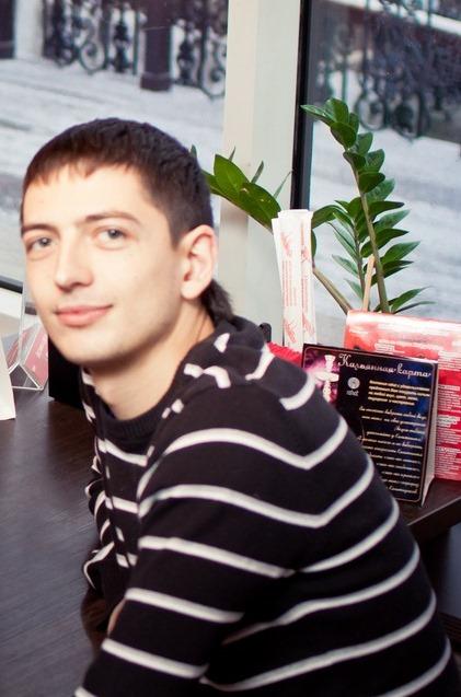Андрей Шахмаев