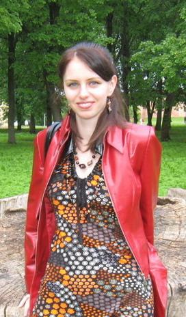 Ольга Лесникова