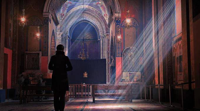 церковь в современной россии посетители
