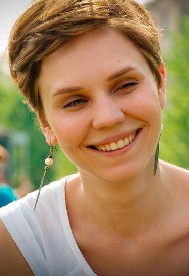 Анастасия Илингина