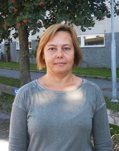 Елена Айдогдеева